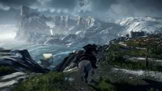 The Witcher 3 Wild Hunt Trailer