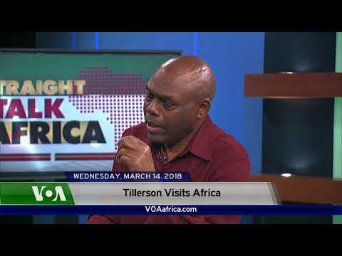 Straight Talk Africa Caller on African Leadership
