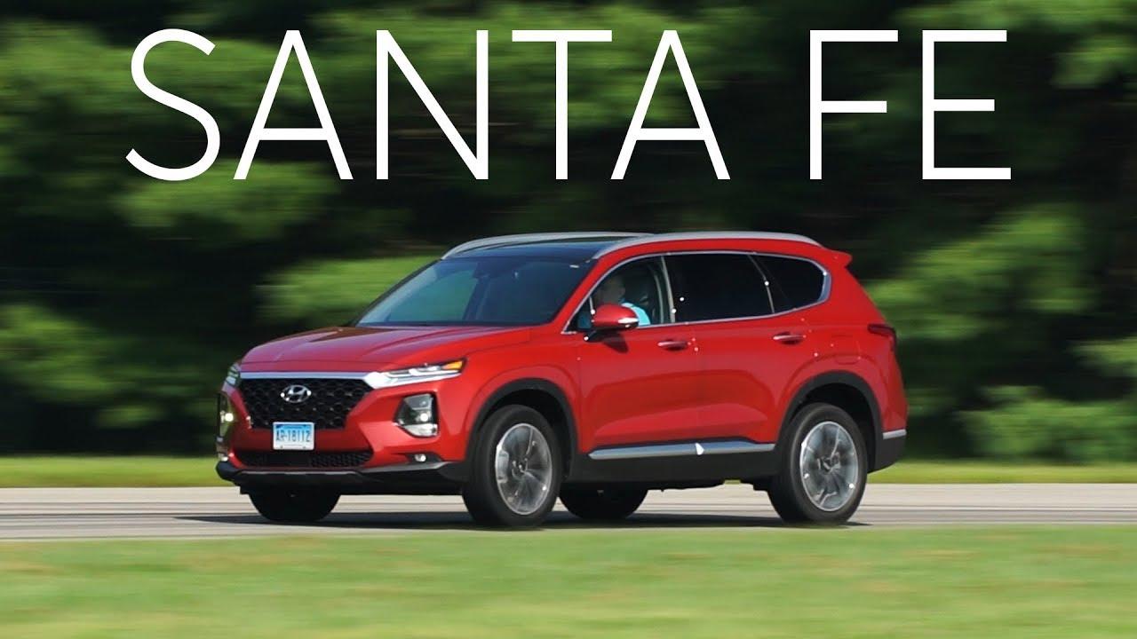 2019 Hyundai Santa Fe Quick Drive Consumer Reports Youtube