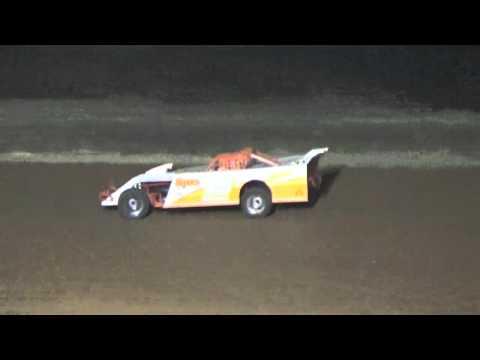 Ark La Tex Speedway Pro Mod heat 1 part 2 fan night 4/23/16