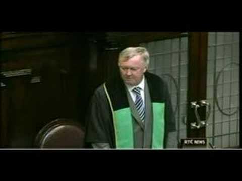 Jackbooted John O'Donoghue Fianna Fáil