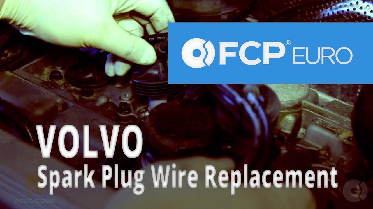 volvo spark plug wire replacement 850 turbo fcp euro youtube rh youtube com Volvo Interior Volvo Interior
