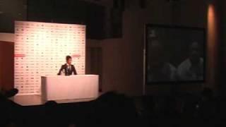 2010年2月18日、佐藤琢磨インディ参戦発表会見、完全版2/5です。