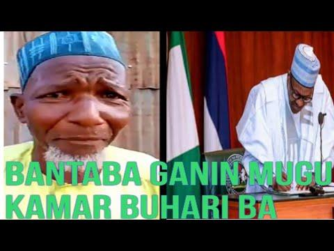 Download Duk Duniya Babu Mugu Kamar Buhari inji Wani Tsoho