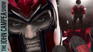 Why Marvel Should Make Magneto An African American Character - The John Campea Show