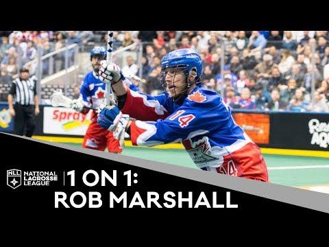 1 on 1: Rob Marshall