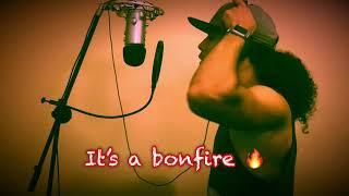 CHILDISH GAMBINO - Bonfire (SPANISH REMIX)