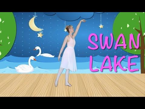 Swan Lake (Kids Ballet Class)