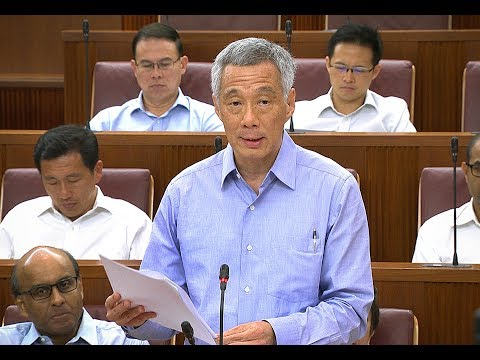 PM Lee Hsien Loong's Ministerial Statement on 38 Oxley Road