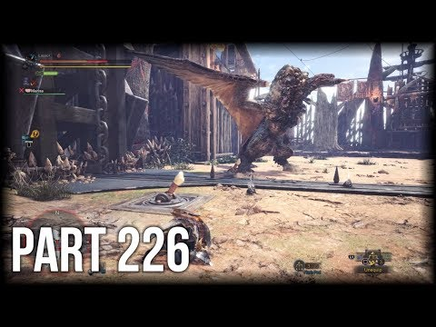 Monster Hunter: World - 100% Walkthrough Part 226 [PS4 Pro] – Challenge Quest 1: Expert thumbnail