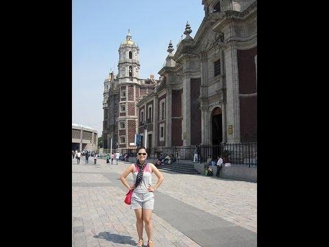 Basilica de Guadalupe, Mexico City