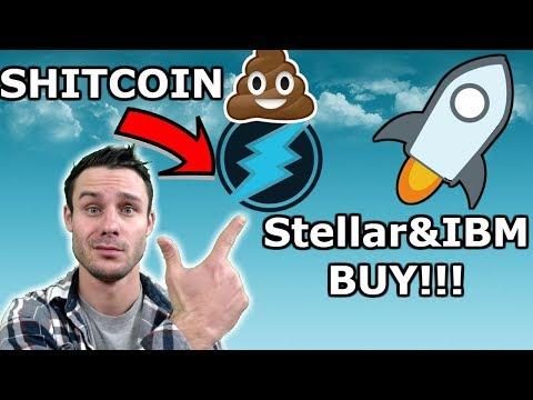 King Shit Coin:💩Electroneum💩| Stellar & IBM-Better than Ripple? | $ETN $XLM $XRP