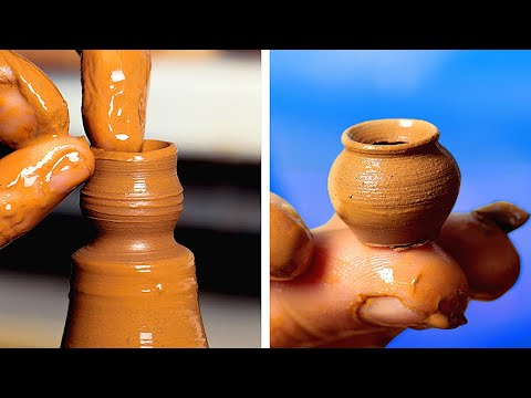 Relaxing Pottery: Making