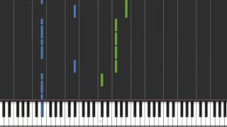 LORDE - TEAM Piano Cover ( Sheet Music + MP3 )