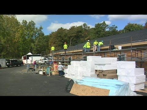 Greenfield Kingdom Hall construction underway