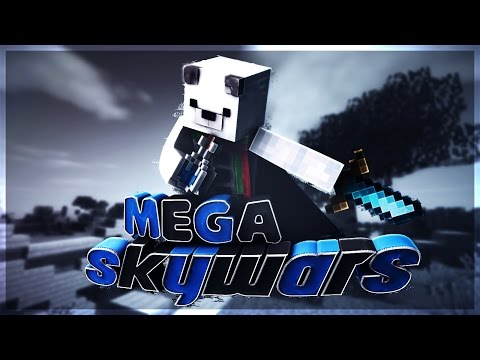 Haven't gotten a Good Mega Skywars Game in a while