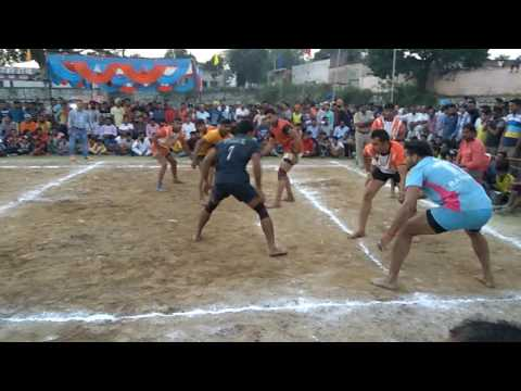 Final kabbadi match Dehlan vs Kaithal 2nd half