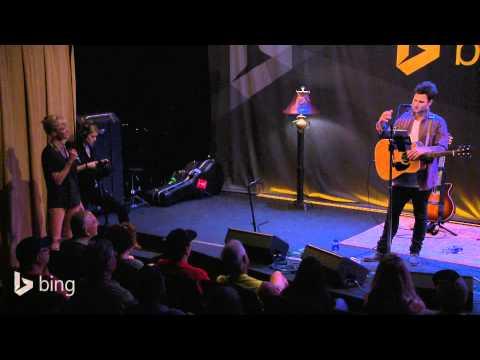 Jamie Scott - Interview (Bing Lounge)