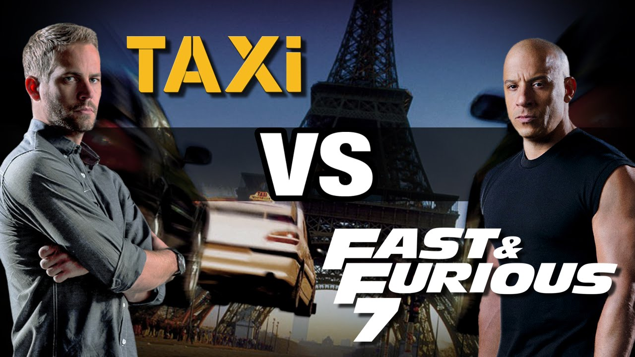 bande annonce taxi fa on fast and furious 7 wtm youtube. Black Bedroom Furniture Sets. Home Design Ideas