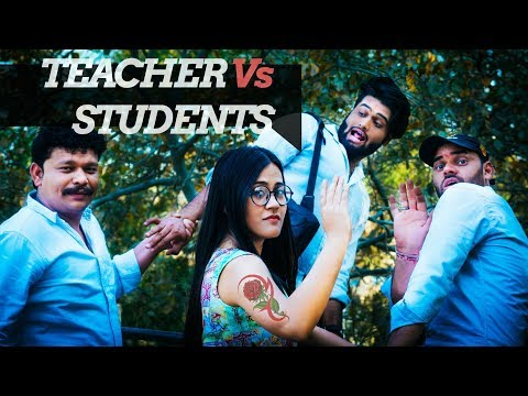Teacher Vs Students    We Are One    PLAYREEL   