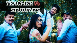 Teacher Vs Students || We Are One || PLAYREEL ||