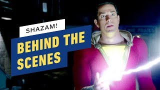 Shazam! - New Movie Footage and Interviews
