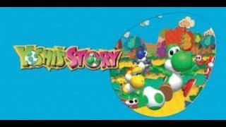🎮Jugando (Yoshi's Story N64) EN DIRECTO!! + Una Adventura En El Mundo De Yoshi & Sus Amigos xD :V