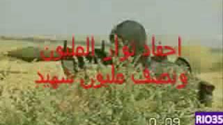 الجيش العربي المسلم الجزائري القوي إفريقيا