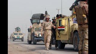 أخبار عربية | الجيش العراقي يحاول تحرير قرية إحتلها #داعش جنوب #الموصل