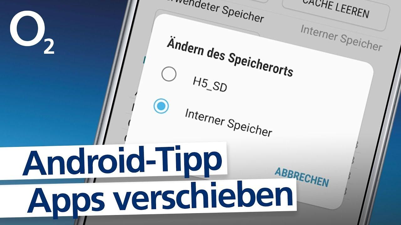 Android Speicher Auf Sd Karte Umstellen.Android Tipps So Verschiebst Du Apps Auf Deinem Smartphone