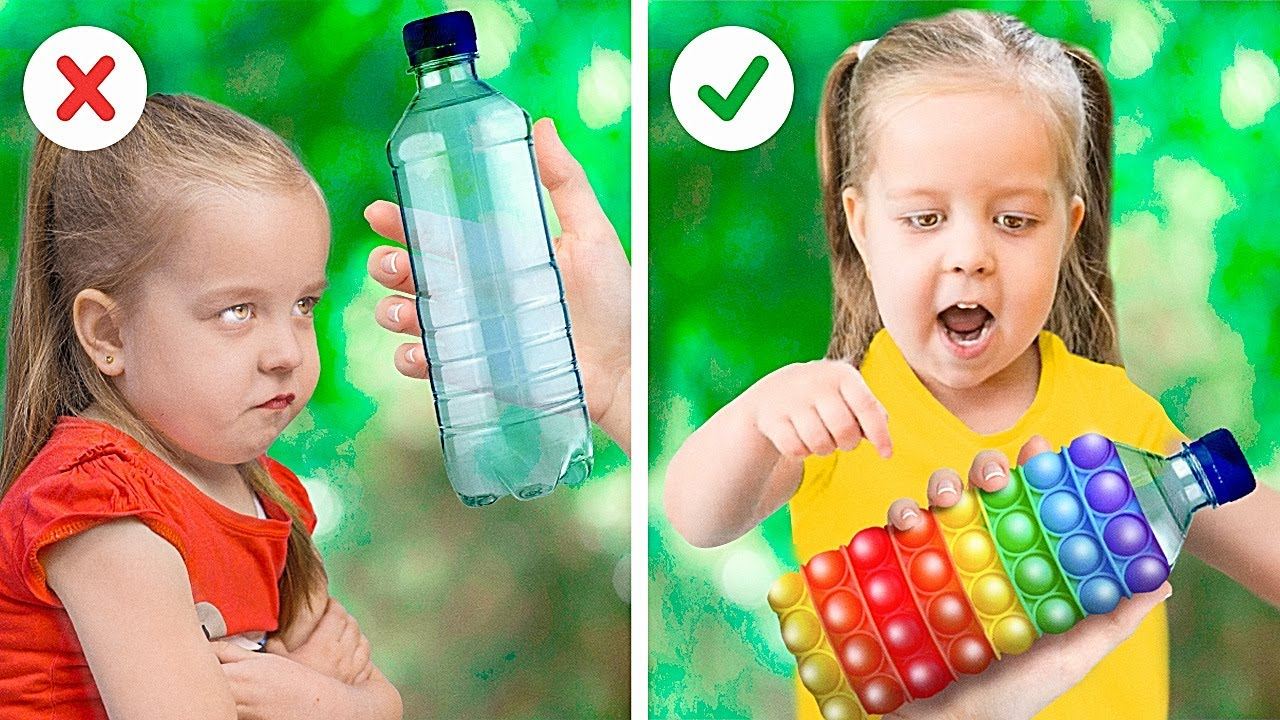 Cool! Genius Hacks And Crafts For Whole Family! Awesome Hacks By A PLUS SCHOOL