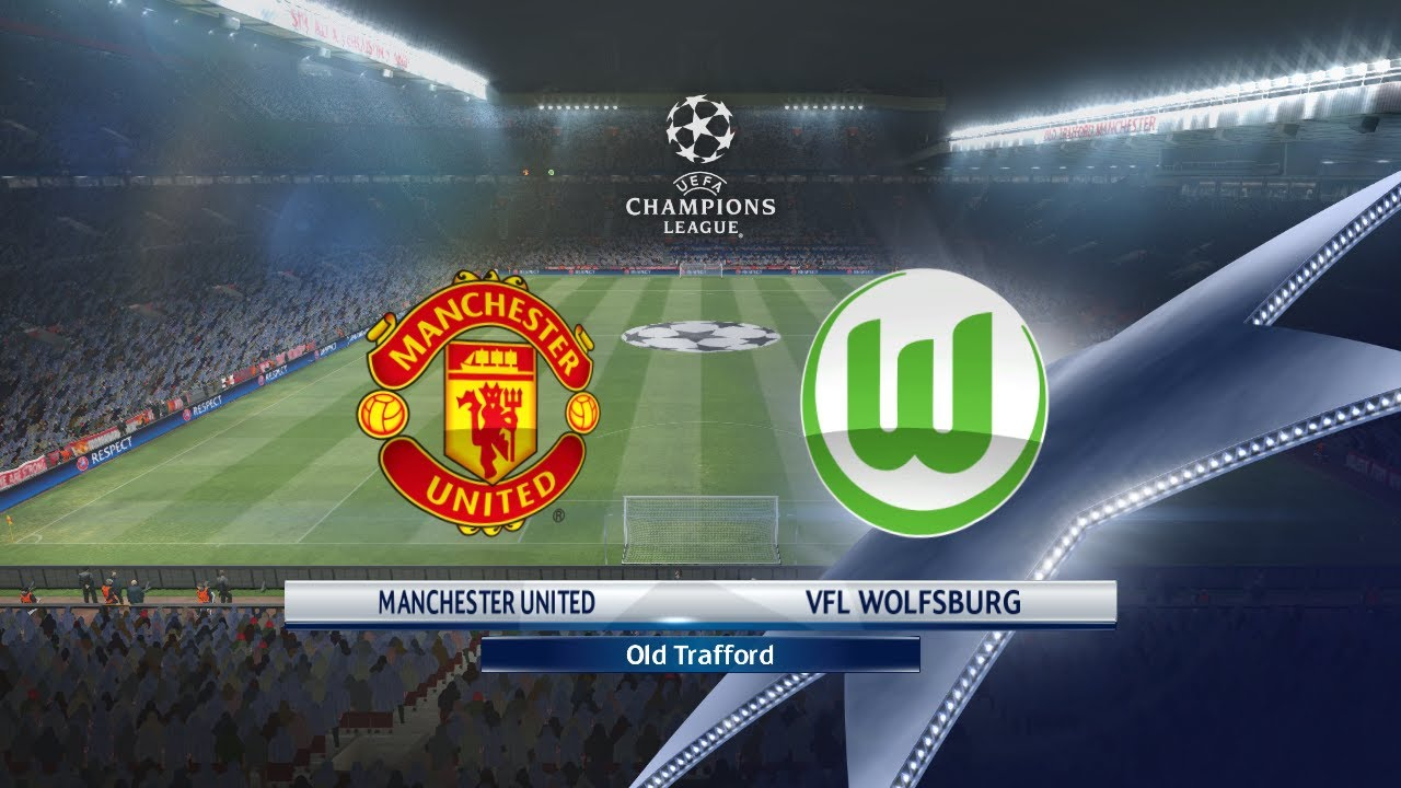 Download Manchester United VS VFL Wolfsburg UEFA Champions League Full Match HD (9/12/15)