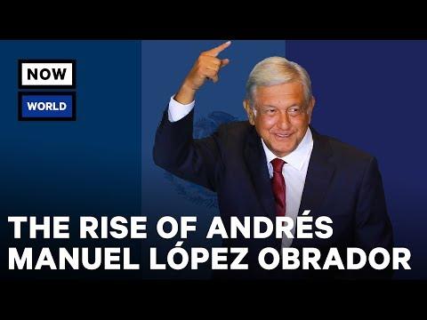 The Rise Of Mexico's Andrés Manuel López Obrador | NowThis World
