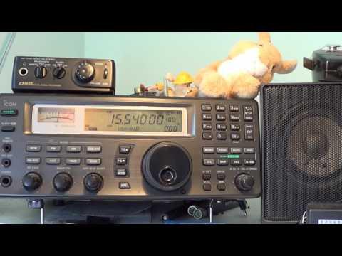 Radio Kuwait english back on Shortwave 15540 Khz at 1800 UT