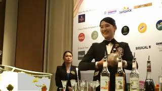Gambar cover Asia Pacific Cocktail Competition & AHRA ASEAN Bartender Championship 2018