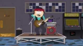 South Park - Randy Marsh aka Steamy Ray Vaughn,  tween wave (season 15, episode 7)