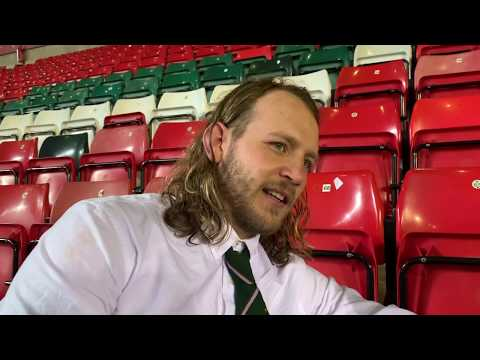 Post-match chat: Sam Harrison