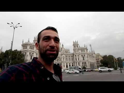 Viajeros Piratas Madrid... Saluditos para Sevilla.