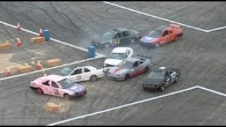 Compact FWD Figure 8 - Irwindale Speedway