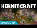 Hermitcraft IV 134 | HERMITRON HALLS | A Minecraft Let's Play