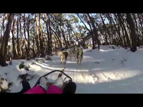 Snow Australia 9 Resorts with Lochie Daddo TV Show - Victoria