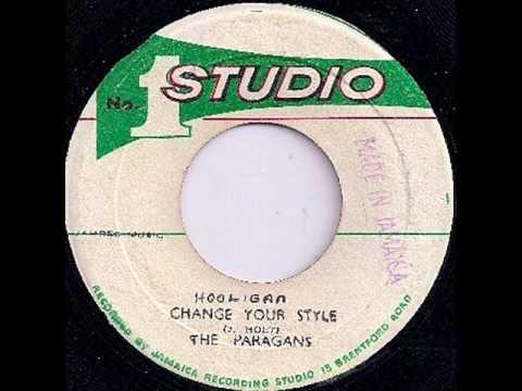 John Holt & The Paragons - Hooligan (Change your style)