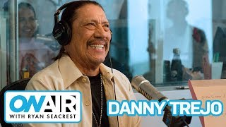 danny trejos turning point from addiction to acting on air with ryan seacrest