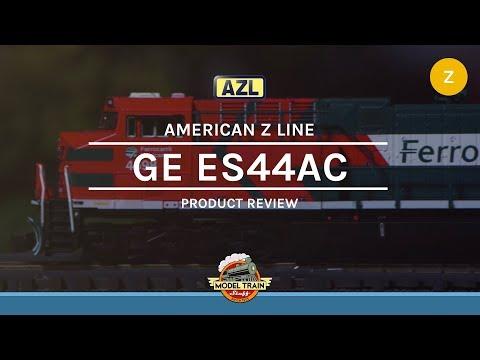 Z Scale American Z Line GE ES44AC
