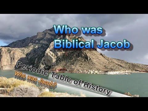 Who Was Jacob (Israel) - Generation 22
