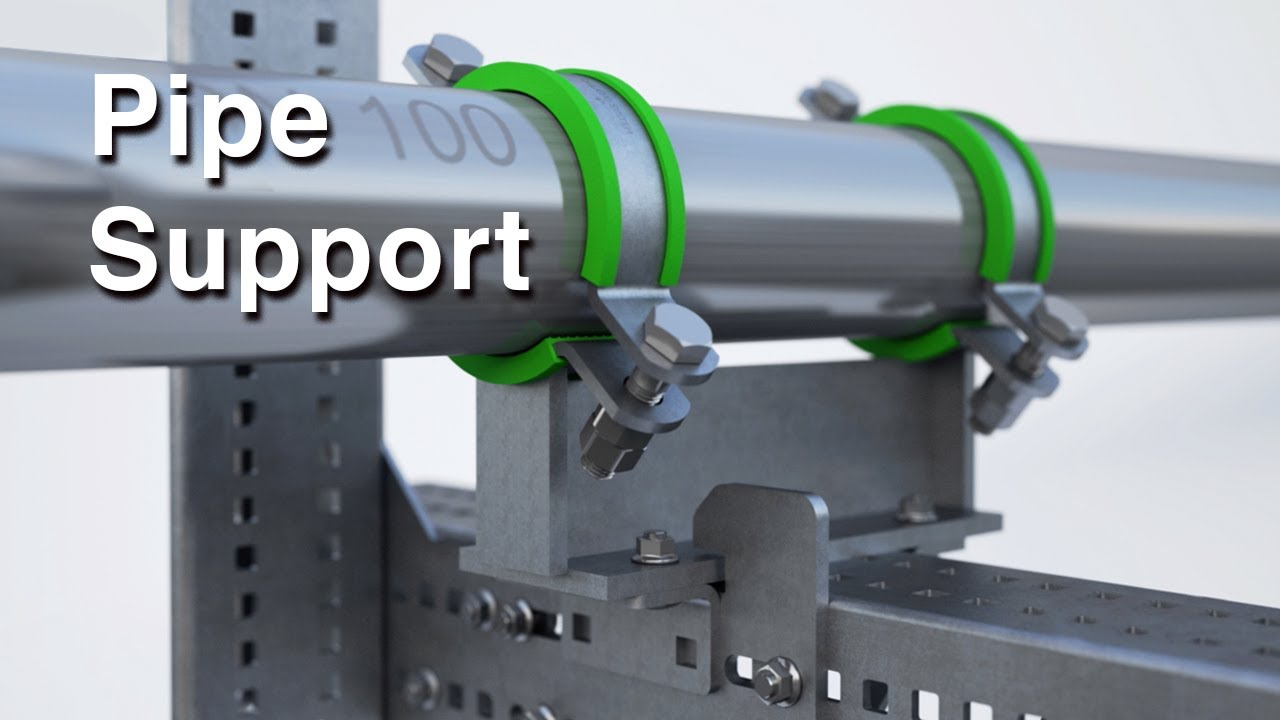 Pipe Support Youtube