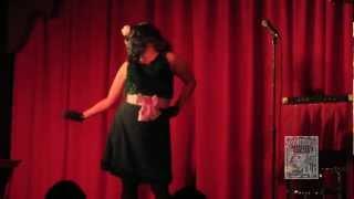 Cookie Monster - Holly Ween - White Elephant Burlesque Society & Karnevil @ Roxy & Dukes