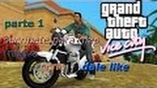 GTA VICE CITY INTRODUCCION avance de parte 1