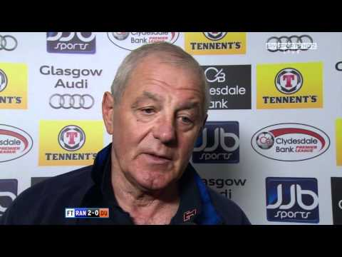 Walter Smith Interview After Last Match At Ibrox - 10th May 2011