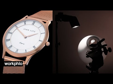 How To Photograph Reflective Products | Lighting Modifiers